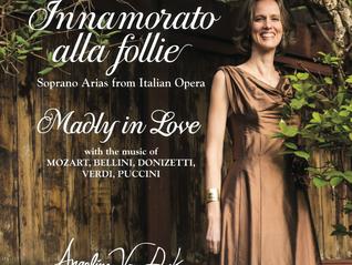 Italian Opera CD Release and Benefit