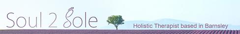 Soul 2Sole Holistic Therapies Web Site