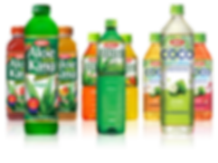 Aloe Vera Promenade Drink Flavor, various natural flavors each containing 30 Aloe