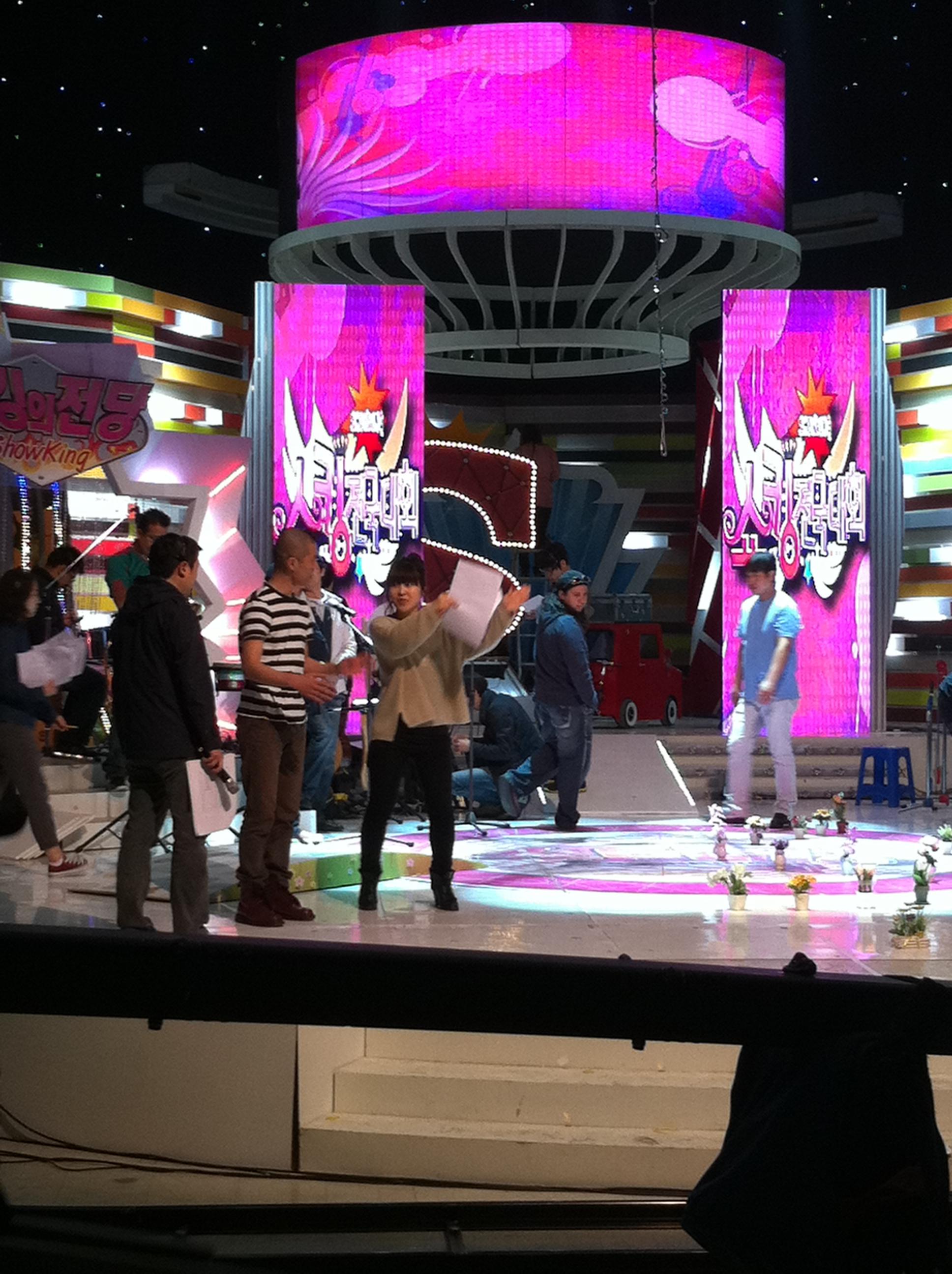 """2012 SBS 강호동의 """"스타킹"""""""