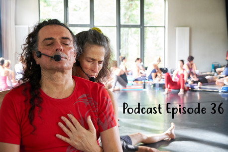 Forrest Yoga with Ana Forrest and Jose Calarco