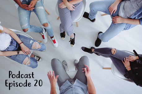 Podcast Episode 20 : Teen Mindfulness Circle