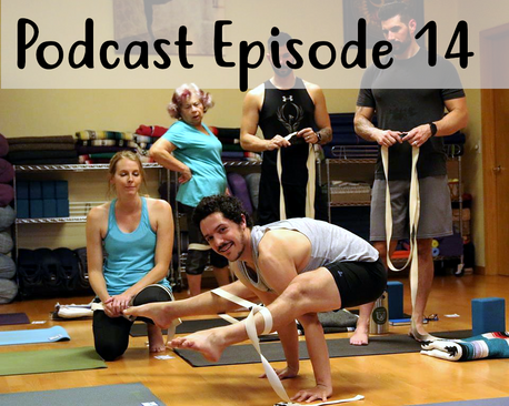 Podcast Episode 14 : Critical Thinking and Yoga