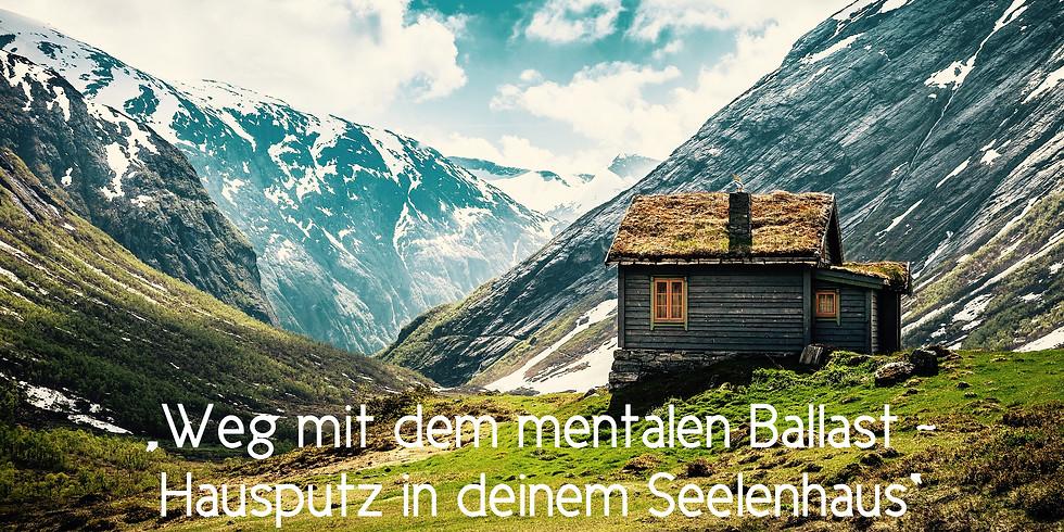 """""""Befreie dein Herz von hinderlichem Ballast! Fokus: Verbindung & Vergebung"""""""
