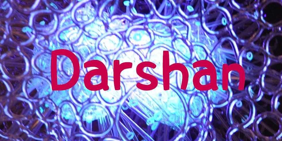 """Darshan – für """"DIE KRAFT des Herzbewusstseins"""""""