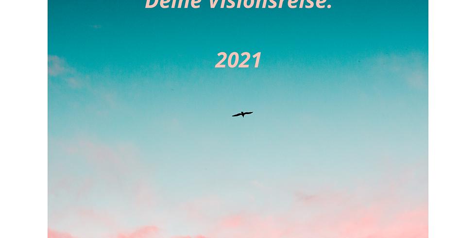 Dein 2021 ~ Deine Vision (Online Workshop)