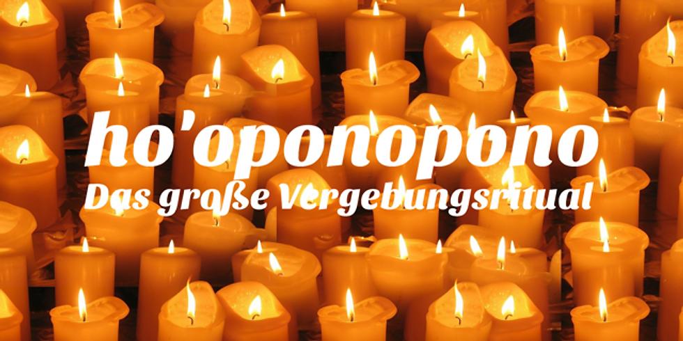Ho'oponopono - Das große Vergebungsritual