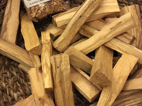 Palo Santo – Das Heilige Holz