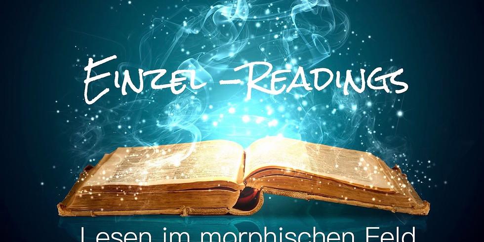 Persönliches Reading – Lesen im morphischen Feld