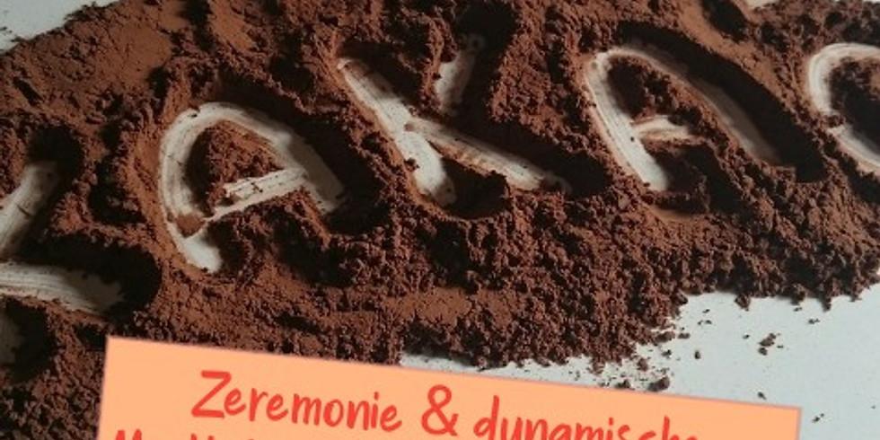 Kakaozeremonie & Kundalini Meditation nach Osho