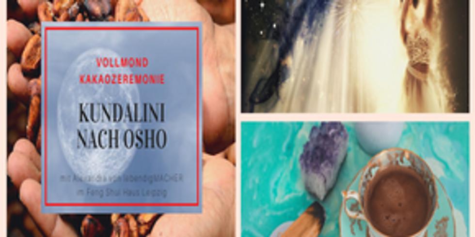 ONLINE - Vollmond Kakaozeremonie & Meditation