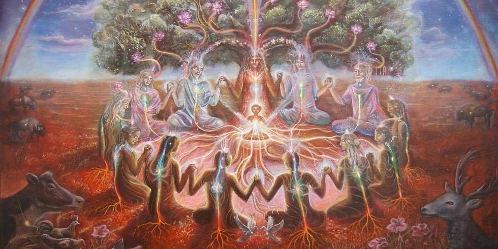 Ritual der verbundenen Herzen