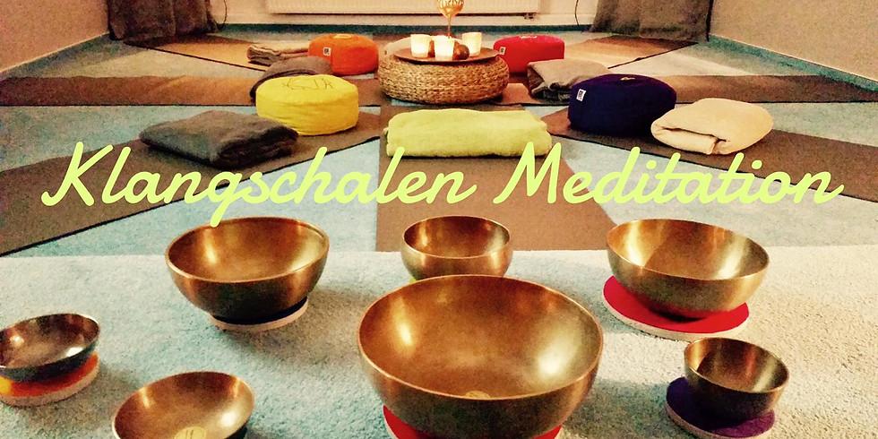 Mit dem Klang in deine innere Balance ~ Klang-Meditations-Reise
