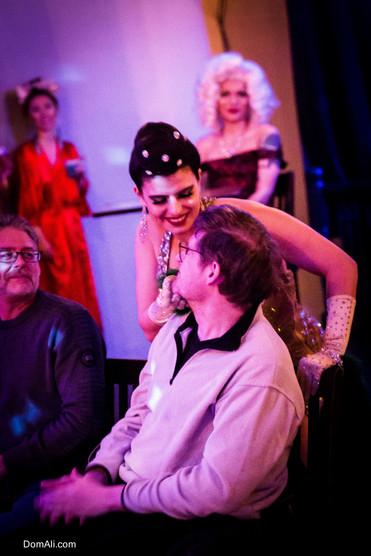 Intimate & Emersive Burlesque