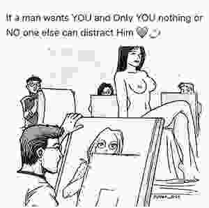 respect commitment nude cartoon