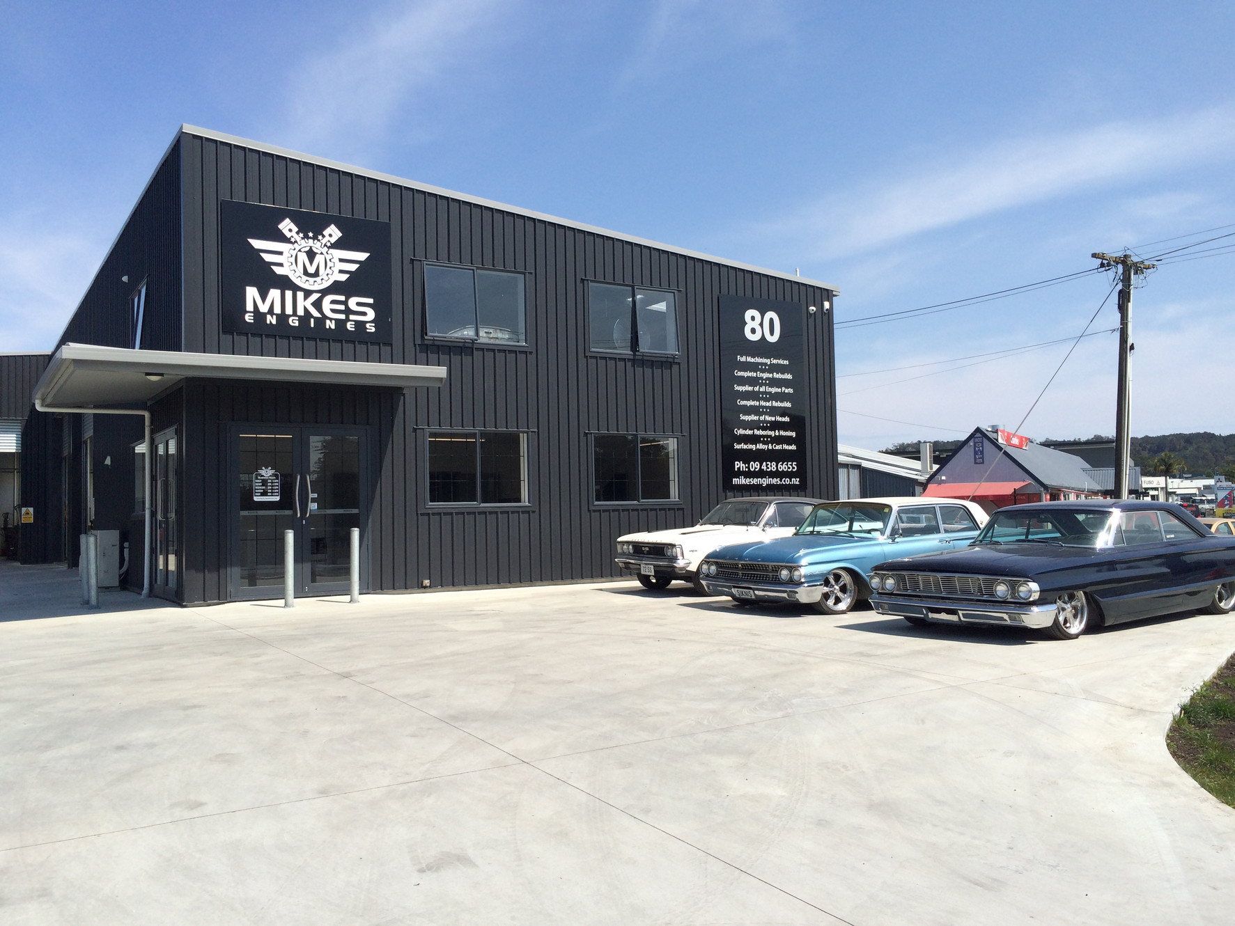 Mikes Engines | New Zealand | Engine Rebuilds