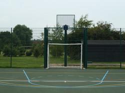 Basketball & Football
