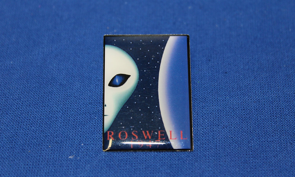 Roswell 1947 Pin