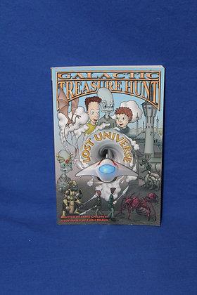 Galactic Treasure Hunt #3: Lost Universe