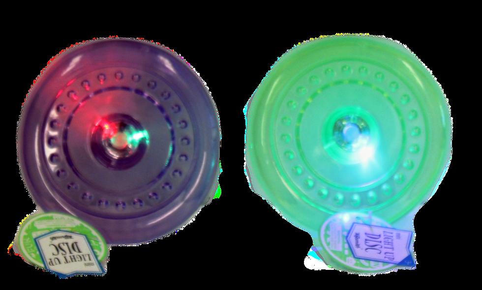 Mini Light Up Disc