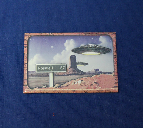 Roswell 87 Magnet