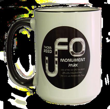 UFO Park Signed Mug
