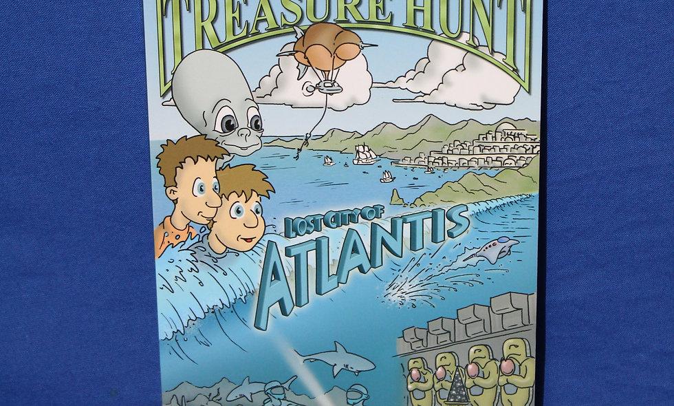 Galactic Treasure Hunt #2: Lost City of Atlantis