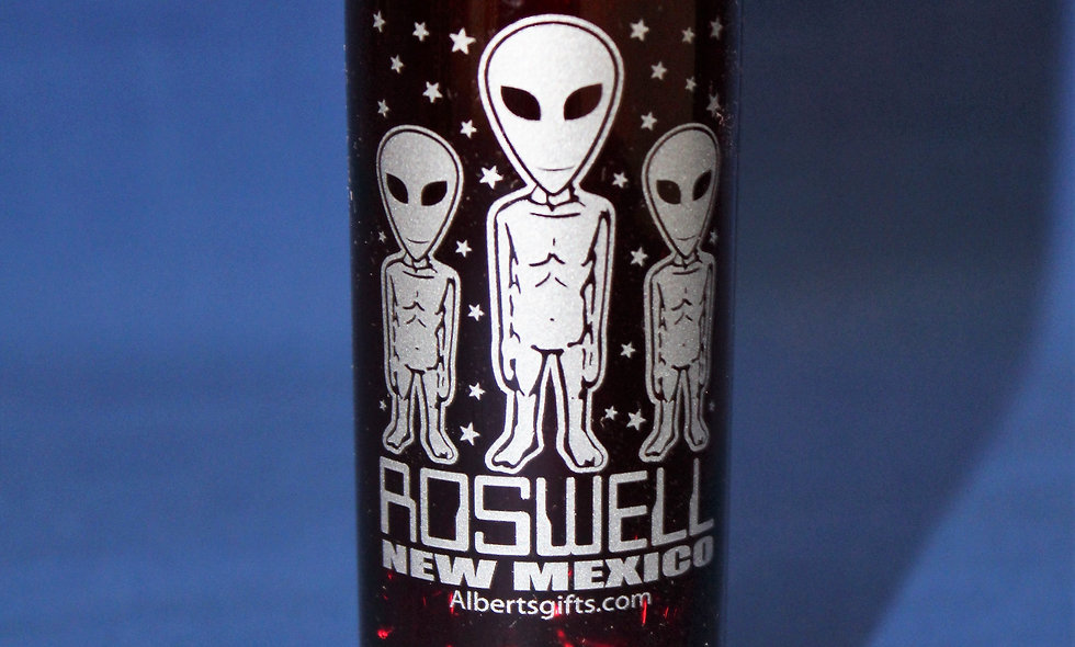 Tall Red Alien/Roswell Shooter