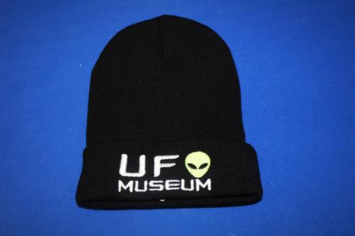 9738946f632 UFO Museum Alien Beanie