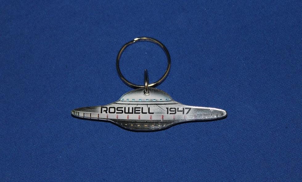Acrylic Ship Keychain