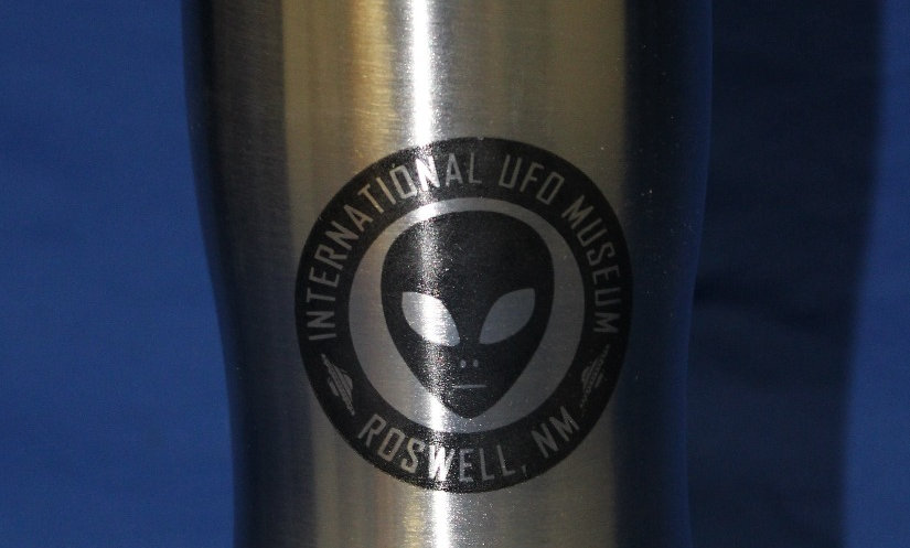 Aluminum Coffee Travel Mug