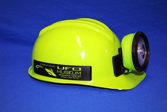 Lime Green Alien Hunter Hat