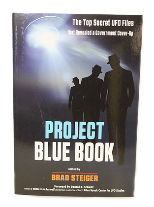 Project Blue Book Top Secret