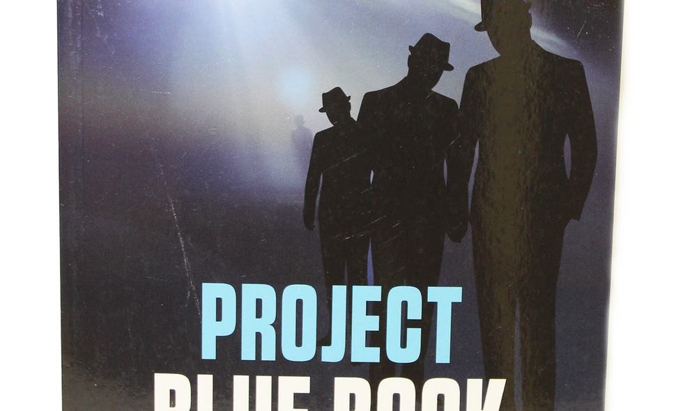 Project Blue Book Top Secret