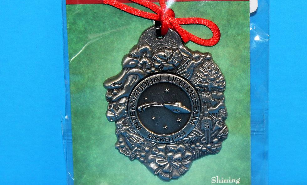 Columbia Ornament