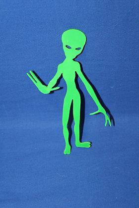 Tall Alien Magnet
