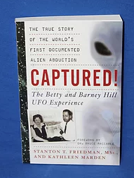 Captured! [BOOK REVIEW]