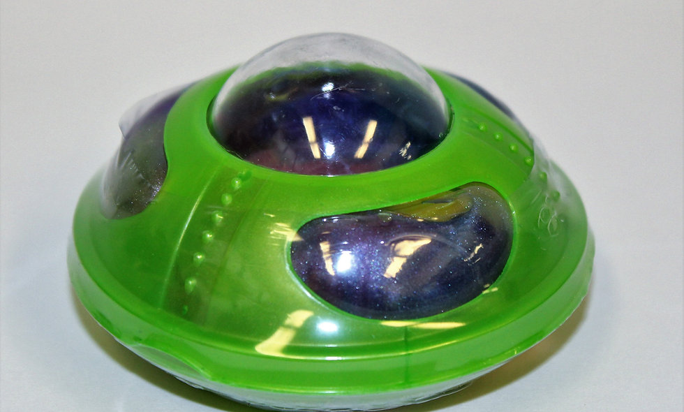 Alien UFO Slime
