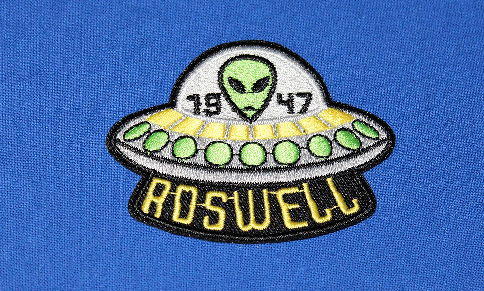 Spaceship Patch