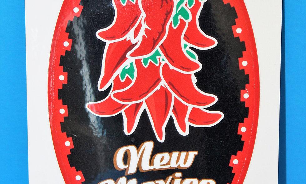 NM Chili LARGE Sticker