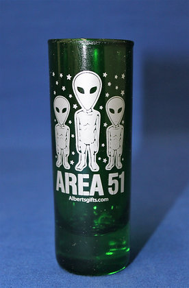 Area 51 Tall Green Shooter