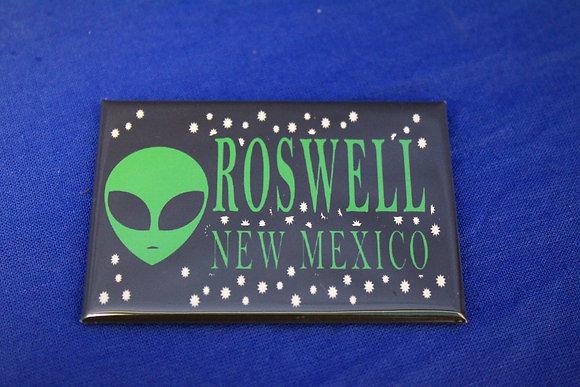 Roswell NM Alien Magnet
