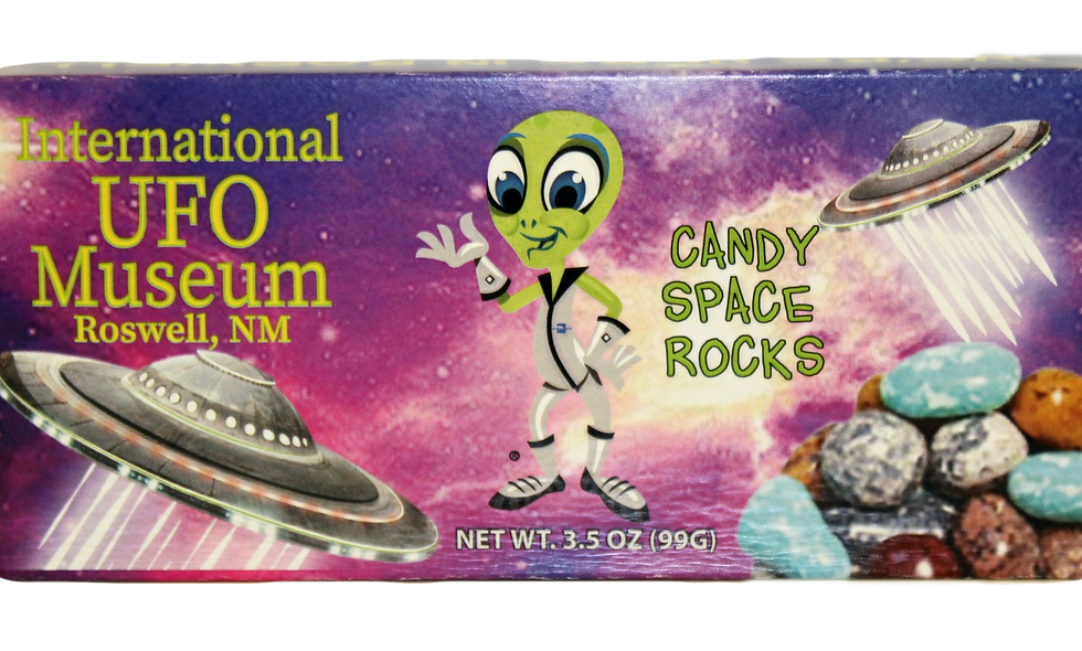 Candy Space Rocks