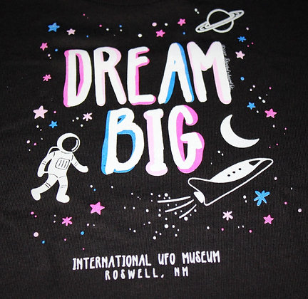 Dream Big T-Shirt - Kids