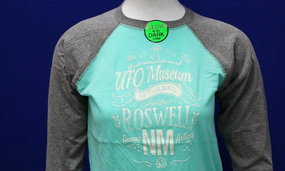 Cotton Candy UFO Mint T-shirt - Kids