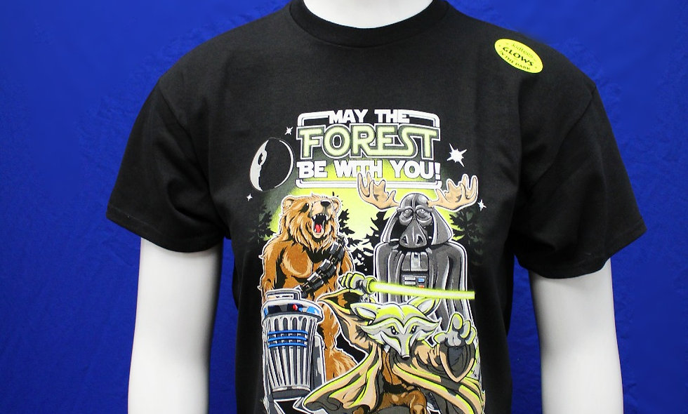 Forest Be With You - Kids