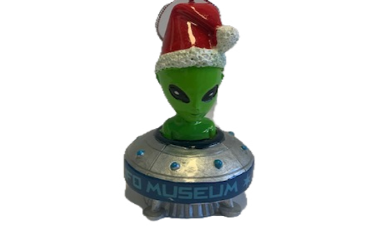 Alien Ornament