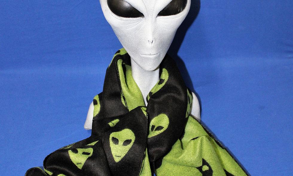 Alien Scarf