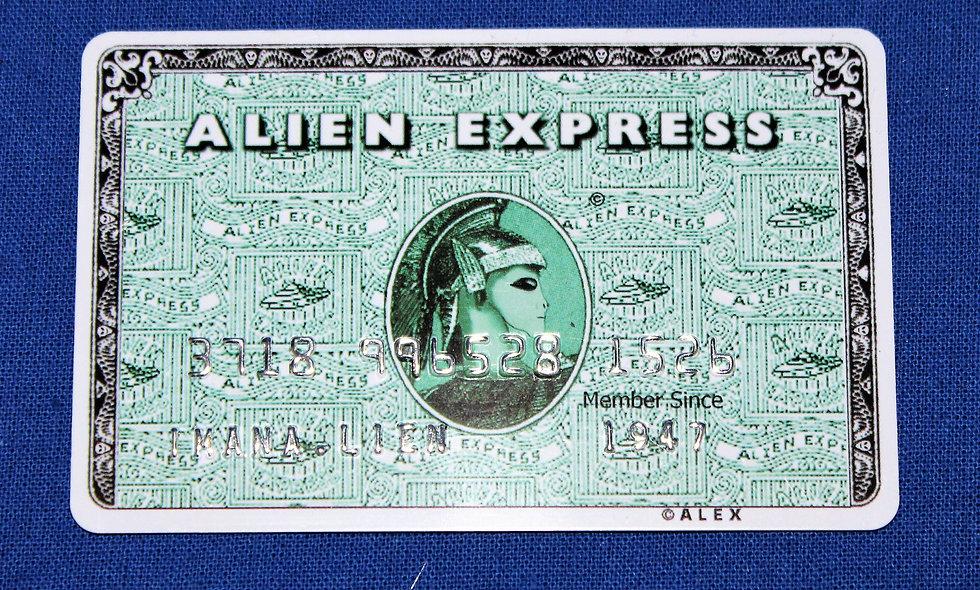 Alien Express License