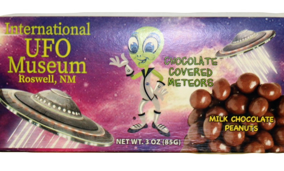 Chocolate Covered Meteors